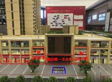 (出售)龙湖天字精品门市  高端园区 人文素质高 人流密集 商圈成熟