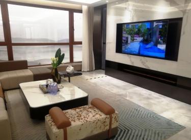 龙湖春江天玺 大东一环洋房 超低密改善住区!