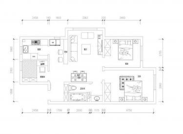 其仕盛和祥 南北三室两卫 精装修 中间楼层 随时看房