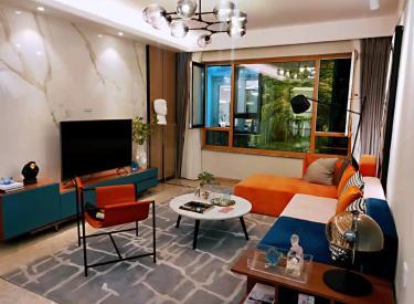 招商熙城新房 3室2厅2卫 110.0平米 121.00万元