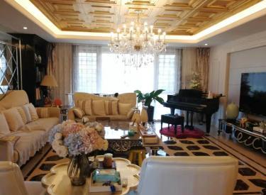 急售 金地长青湾 湖河双景 豪华装修 一层一户 送家具家电