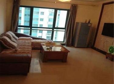 三台子 怒江北街 恒大城二期 电梯房 精装 家具家电全 两室
