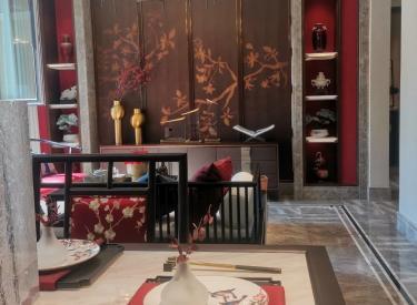 棋盘山世博园丶中式合院丶世茂国风盛京 联排别墅 环境优美
