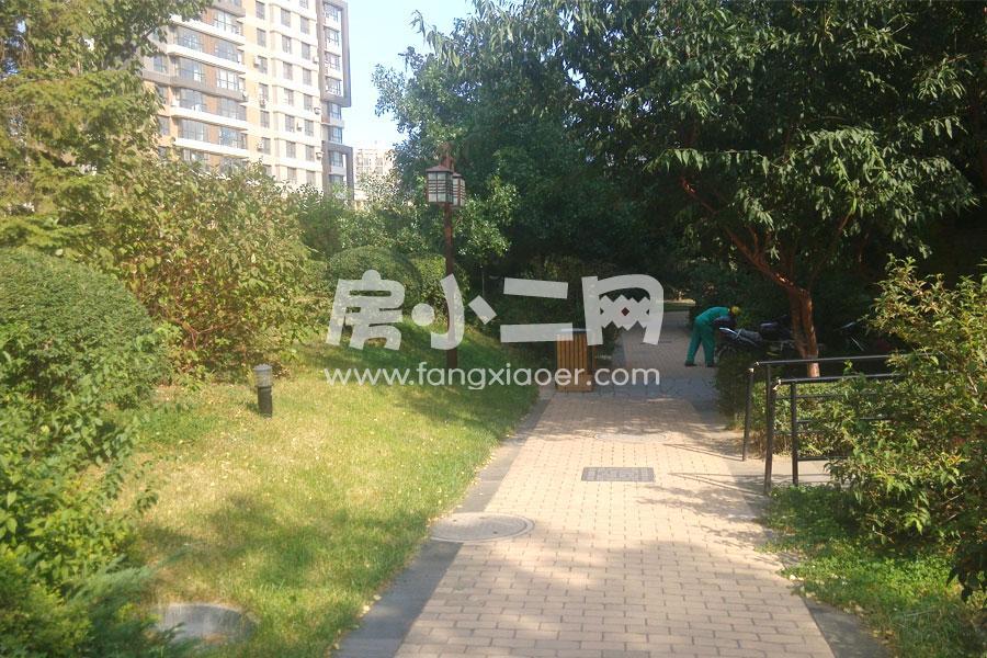 新湖明珠城园区图片