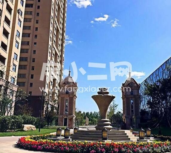 奥园会展广场园区图片