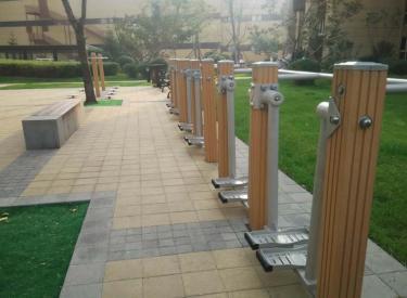 龙湖紫都城园区—健身器材