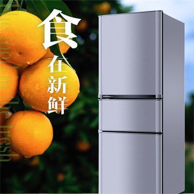 康佳家用三门电冰箱