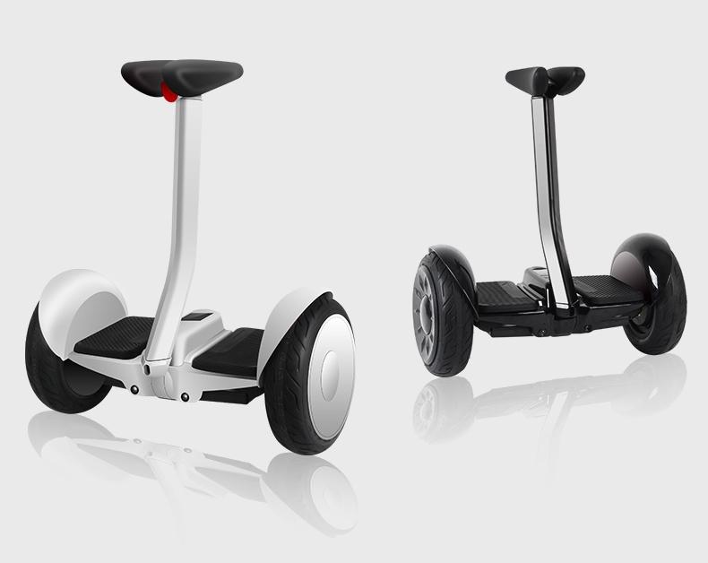 两轮平衡代步车