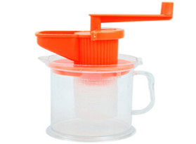 小型手动榨汁机