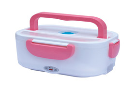 保温可插电加热饭盒