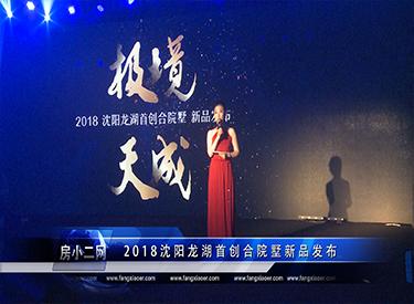 2018沈阳龙湖·九里晴川项目产品发布会