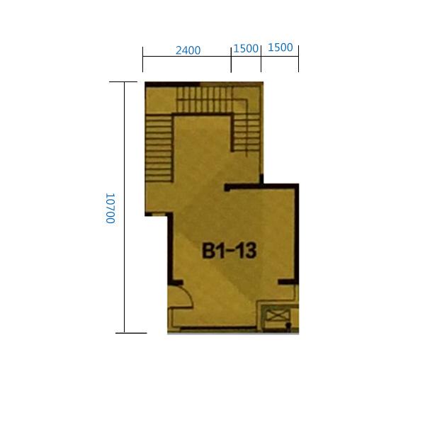 B1-13门 144.88平