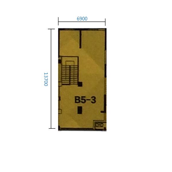 B5-3门 203.21平