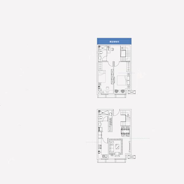 公寓2室2厅2卫