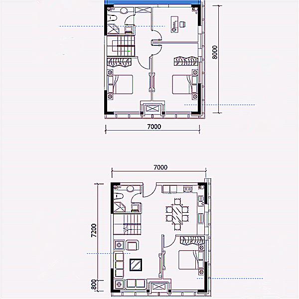 公寓79平4室2厅2卫