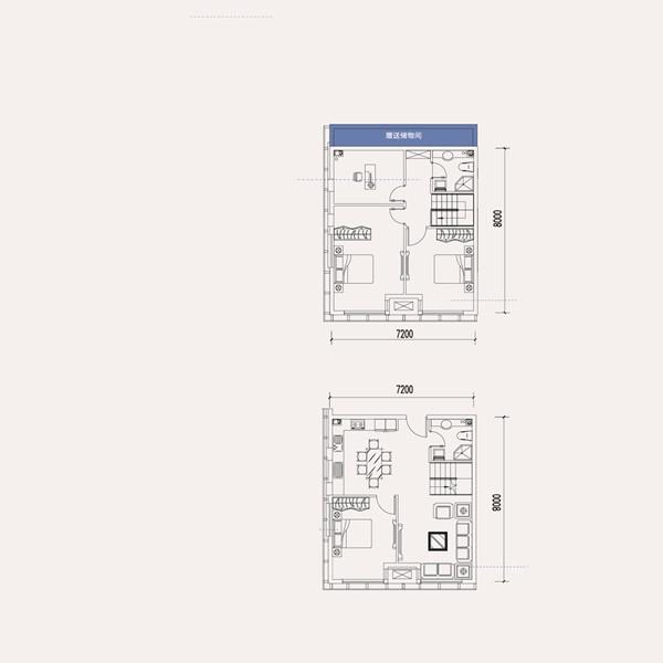 公寓4室2厅2卫