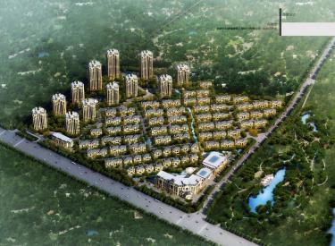 富禹·依云温泉小镇