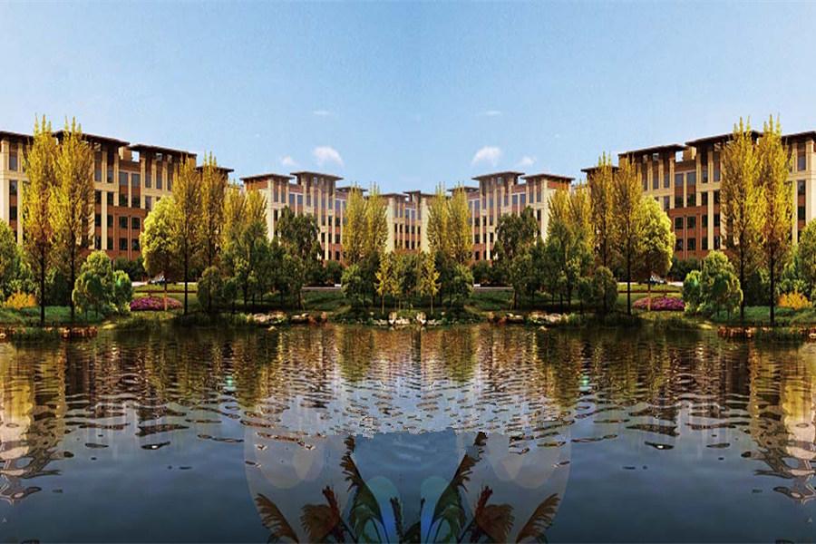 亚泰城景观效果图