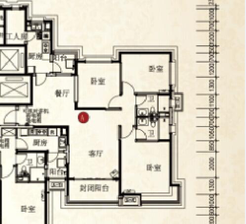 饭店电路设计图展示