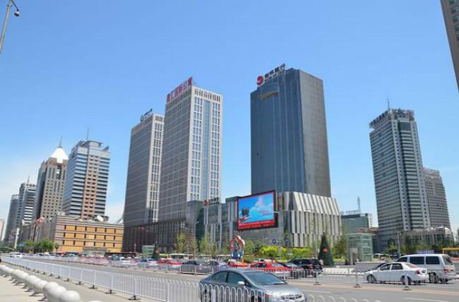 沈阳城市空间结构