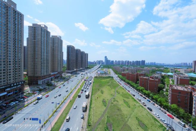 项目作为新世界商业商务集群核心力量,连接浑南新区,长白岛与城市核心