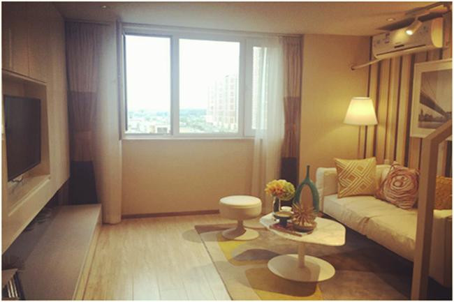 单身公寓,百变的空间设计,决定了其低总价,小投入门槛低,拥有便捷的