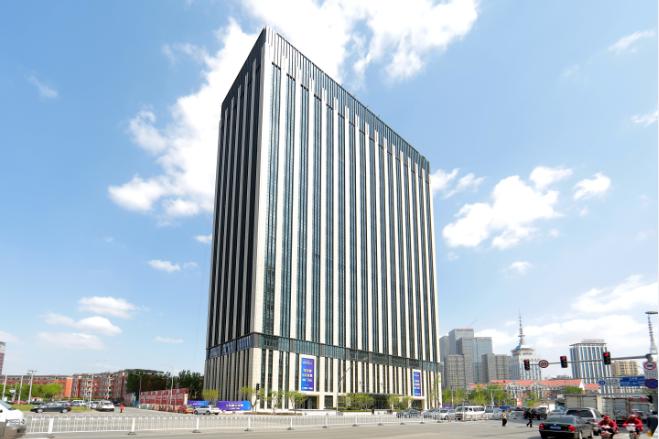 新世界丰盛商务大厦,位于城市主干道二环桥南,连接浑南新区,长白岛