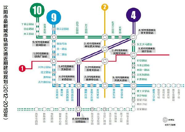 沈阳地铁二号线施工技术难点及对策