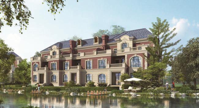 英式建筑风格图片