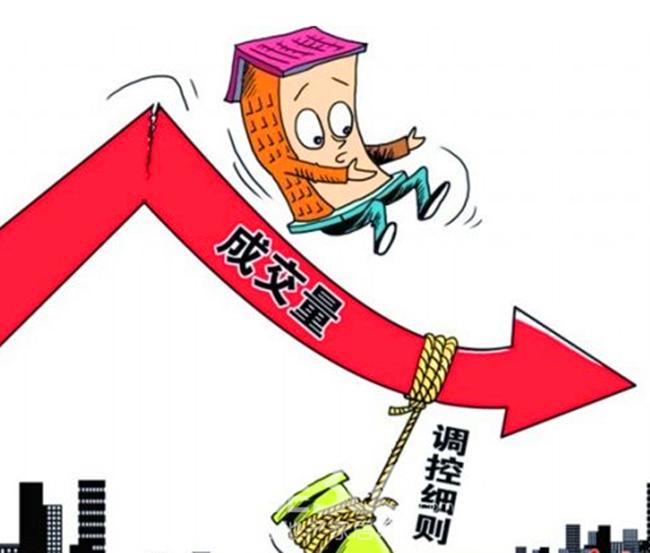 监管力度加大 明年楼市成交量将少于今年