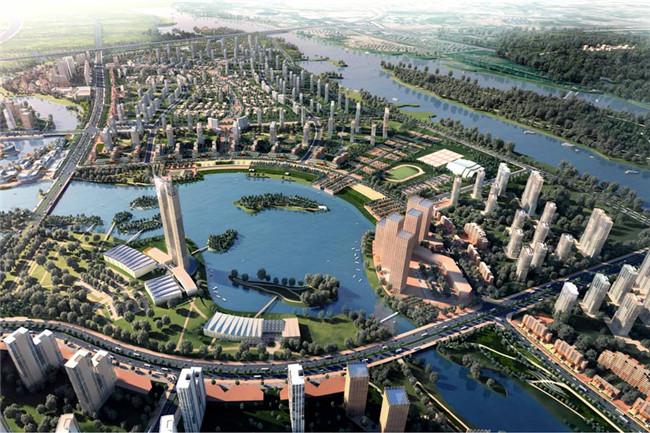 沈阳市东陵公园平面图