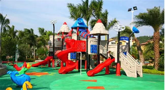 儿童游乐设施 楼盘