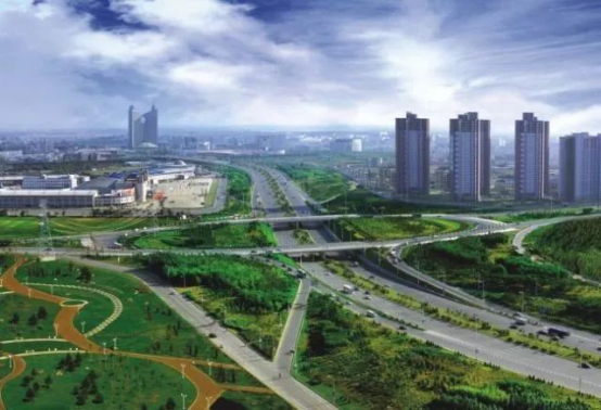 沈阳浑南自贸区规划图