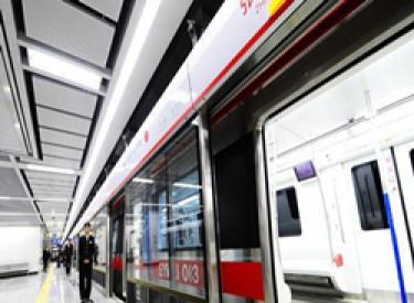 沈阳地铁9号线 10号线六月铺轨