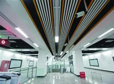 地铁2号线北延线二期工程将于4月6日试运营