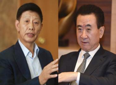 王健林18年后重返中国职业足坛  万达已挺过至暗时刻?