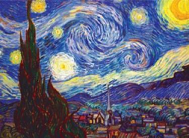 至爱梵高 笔触优雅 3月17日至18日 与艺术大师约「绘」金地·樾檀山