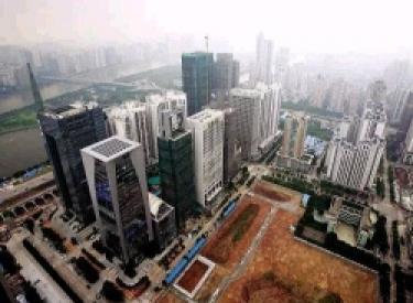 中国50大城市年内土地出让收入同比涨60% 溢价率走低