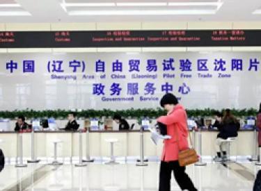 """沈阳自贸区开启""""上海""""模式"""