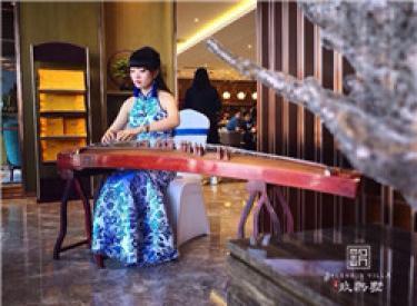 中南·玖熙墅营销中心5月20日盛装开放