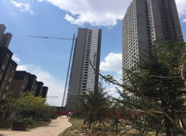 亚泰城:2018年5月份工程进度