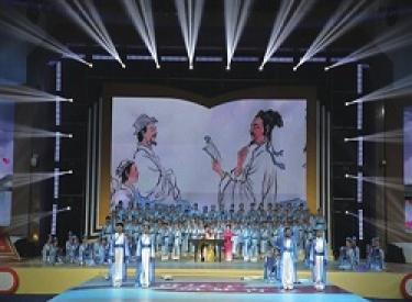 皇姑区深入推进中华优秀传统文化教育