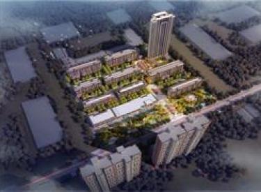 金科中南·集美尚景 新铁西,地铁旁,集生活美好之院