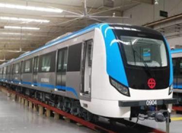 地铁九号线预计明年5月载客试运营
