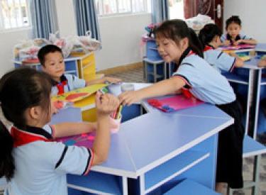 沈北今年投入1.38亿实施教育基础设施建设