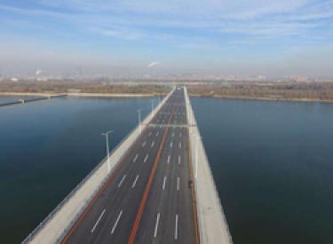 沈北新区明年打通12条断头路 建设蒲河慢行系统