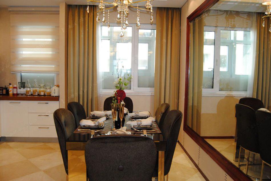 88平两室两厅一卫餐厅