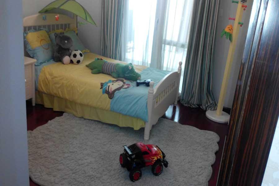 84平两室两厅一卫儿童房