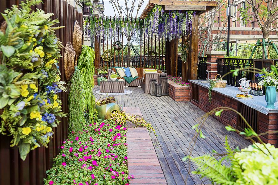 108平花园