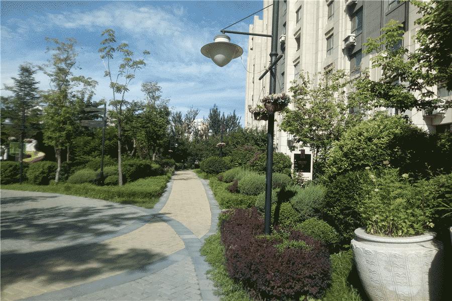 园区实景图